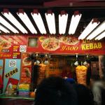 ジャンボドネルケバブ 上野 店舗外観画像