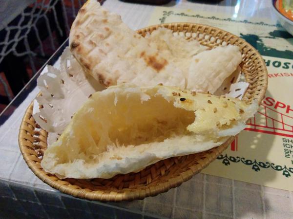 ボスボランハサン 新宿三丁目店ピタパン