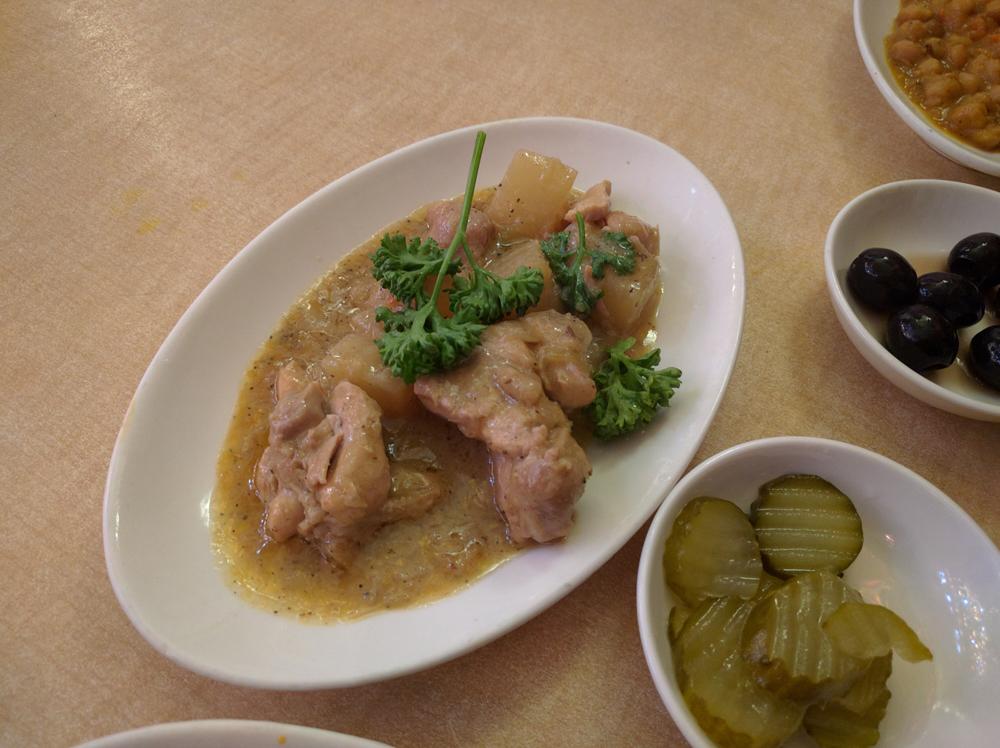 レストランザクロ 日暮里トルコ料理屋 (4)