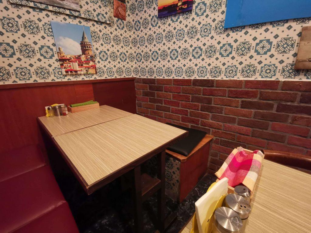 渋谷 Kebab cafe (2)