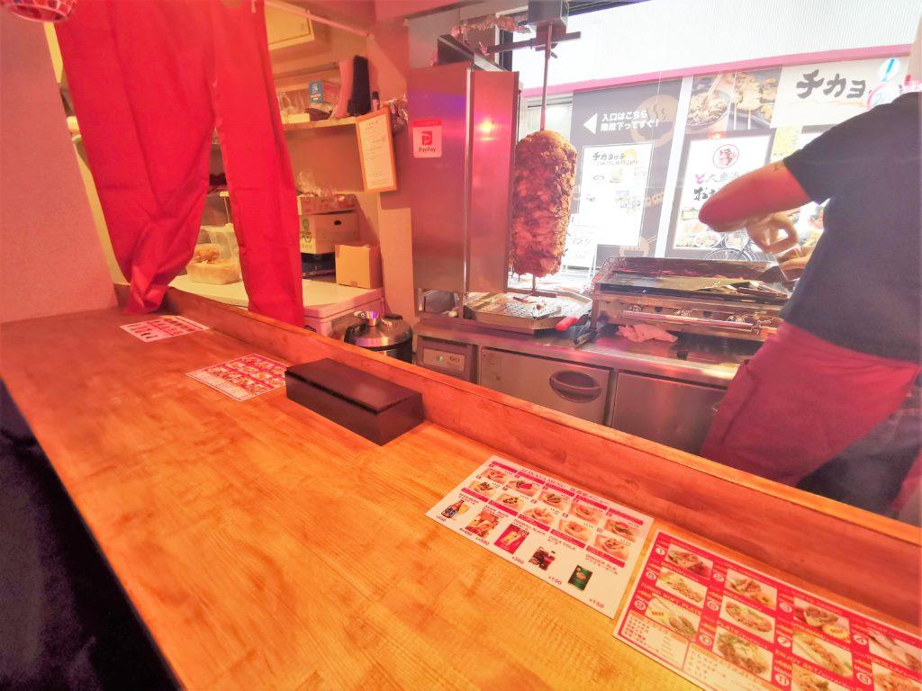 高円寺 Tokyo Kebab トウキョーケバブ (2)