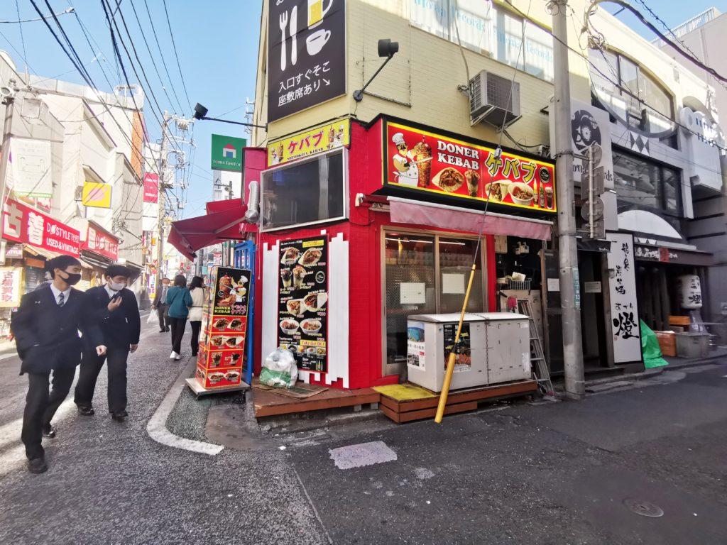 下北沢 シモキタドネルケバブ (3)
