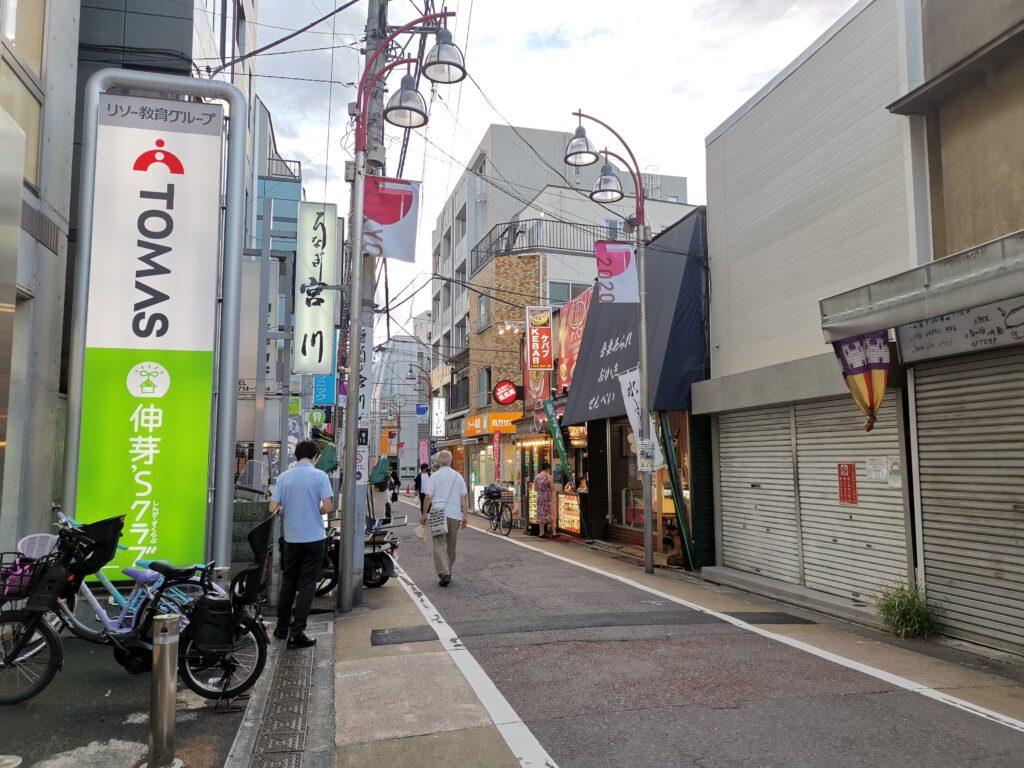 サライケバブ学芸大学店 ケバブサンド (5)